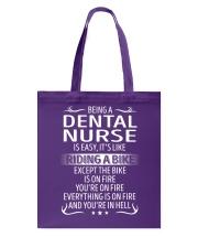 Dental Nurse Tote Bag thumbnail