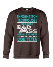 Information Technology Crewneck Sweatshirt thumbnail