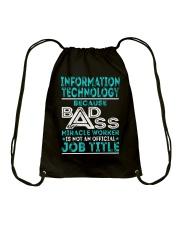 Information Technology Drawstring Bag thumbnail