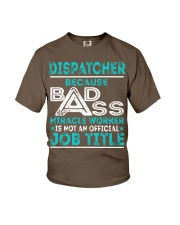 Dispatcher Youth T-Shirt tile