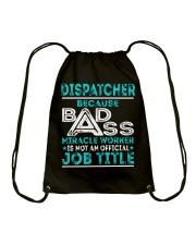 Dispatcher Drawstring Bag thumbnail