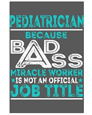Pediatrician 11x17 Poster thumbnail