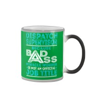 Dispatch Supervisor Color Changing Mug thumbnail