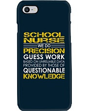 School Nurse Phone Case thumbnail