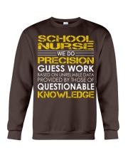 School Nurse Crewneck Sweatshirt thumbnail