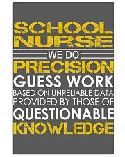 School Nurse 11x17 Poster thumbnail
