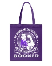 Booker Tote Bag thumbnail