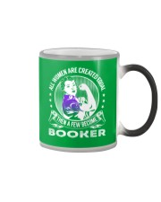 Booker Color Changing Mug thumbnail