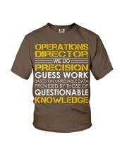 Operations Director Youth T-Shirt thumbnail