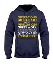 Operations Director Hooded Sweatshirt thumbnail