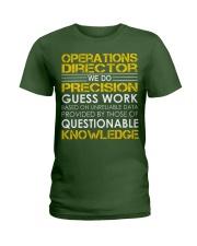 Operations Director Ladies T-Shirt thumbnail