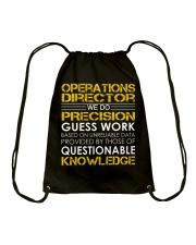 Operations Director Drawstring Bag thumbnail