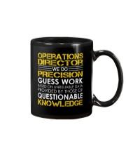 Operations Director Mug thumbnail