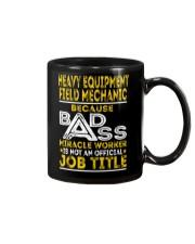 Heavy Equipment Field Mechanic Mug thumbnail