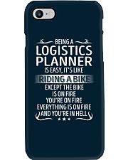Logistics Planner Phone Case thumbnail