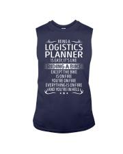 Logistics Planner Sleeveless Tee thumbnail