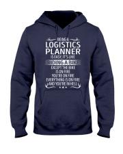 Logistics Planner Hooded Sweatshirt thumbnail