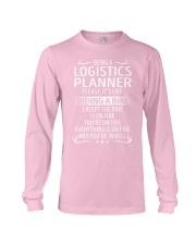 Logistics Planner Long Sleeve Tee thumbnail