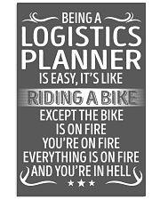 Logistics Planner 11x17 Poster thumbnail