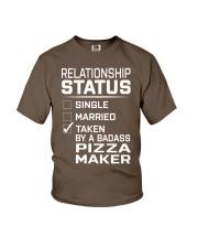 Pizza Maker Youth T-Shirt thumbnail