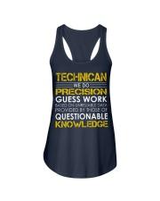 Technican Ladies Flowy Tank thumbnail
