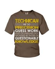 Technican Youth T-Shirt thumbnail
