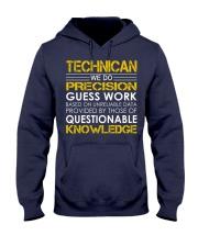 Technican Hooded Sweatshirt thumbnail