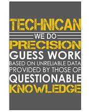 Technican 11x17 Poster thumbnail
