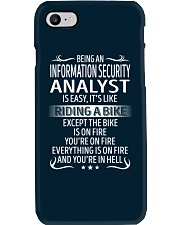 Information Security Analyst Phone Case thumbnail