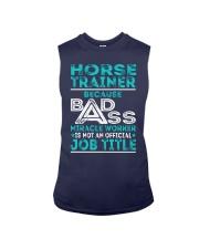 Horse Trainer Sleeveless Tee thumbnail