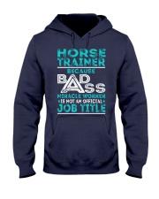 Horse Trainer Hooded Sweatshirt thumbnail