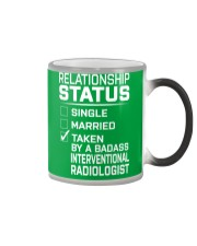 Interventional Radiologist Color Changing Mug thumbnail