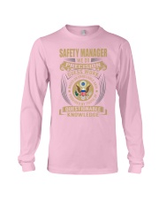 Safety Manager Long Sleeve Tee thumbnail