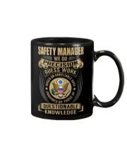 Safety Manager Mug thumbnail