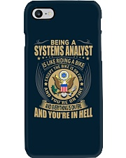 Systems Analyst Phone Case thumbnail