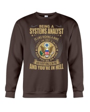 Systems Analyst Crewneck Sweatshirt thumbnail