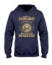 Systems Analyst Hooded Sweatshirt thumbnail