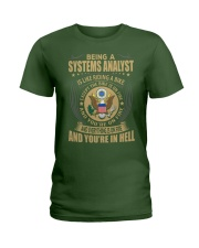 Systems Analyst Ladies T-Shirt thumbnail