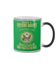 Systems Analyst Color Changing Mug thumbnail