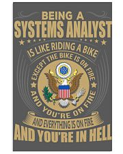 Systems Analyst 11x17 Poster thumbnail