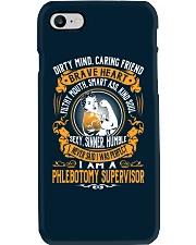 Phlebotomy Supervisor Phone Case thumbnail