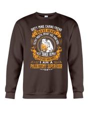 Phlebotomy Supervisor Crewneck Sweatshirt thumbnail