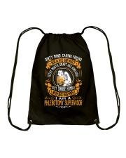 Phlebotomy Supervisor Drawstring Bag thumbnail