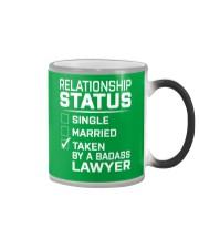 Lawyer Color Changing Mug thumbnail