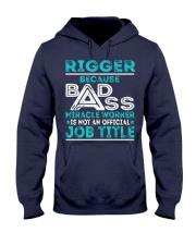 Rigger Hooded Sweatshirt thumbnail