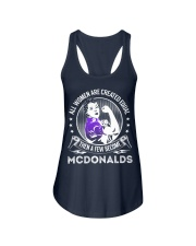 Mcdonalds Ladies Flowy Tank thumbnail