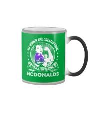 Mcdonalds Color Changing Mug thumbnail