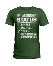 Owned Ladies T-Shirt thumbnail