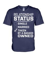Owned V-Neck T-Shirt thumbnail