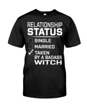 Witch Classic T-Shirt front